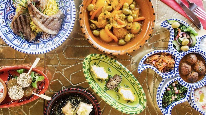 Mogador Moroccan Restaurant