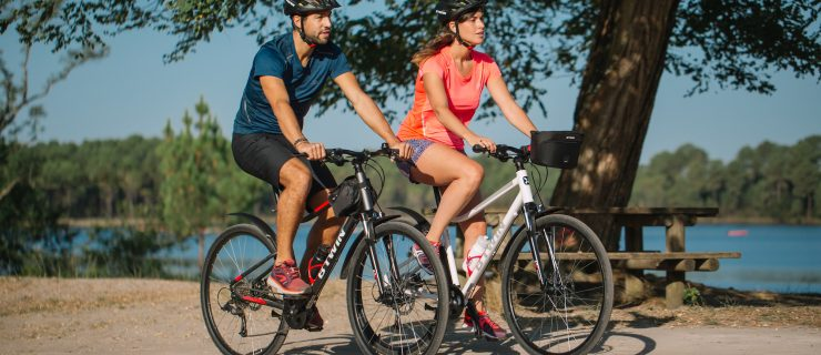 WIN a World of Adventures With a Hybrid Bike & Helmet From Decathlon Worth Almost £300