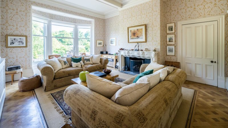 Sydenham House Living Room