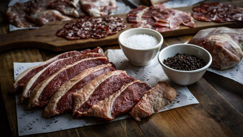 Fazenda Meats at Home Kit