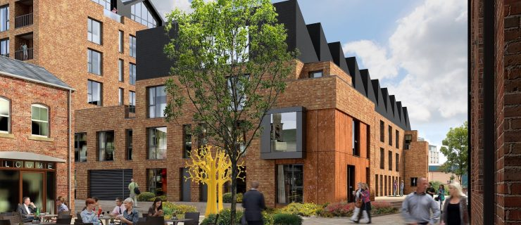 Rethinking City Centre Living – The New Community in the Heart of Holbeck Urban Village