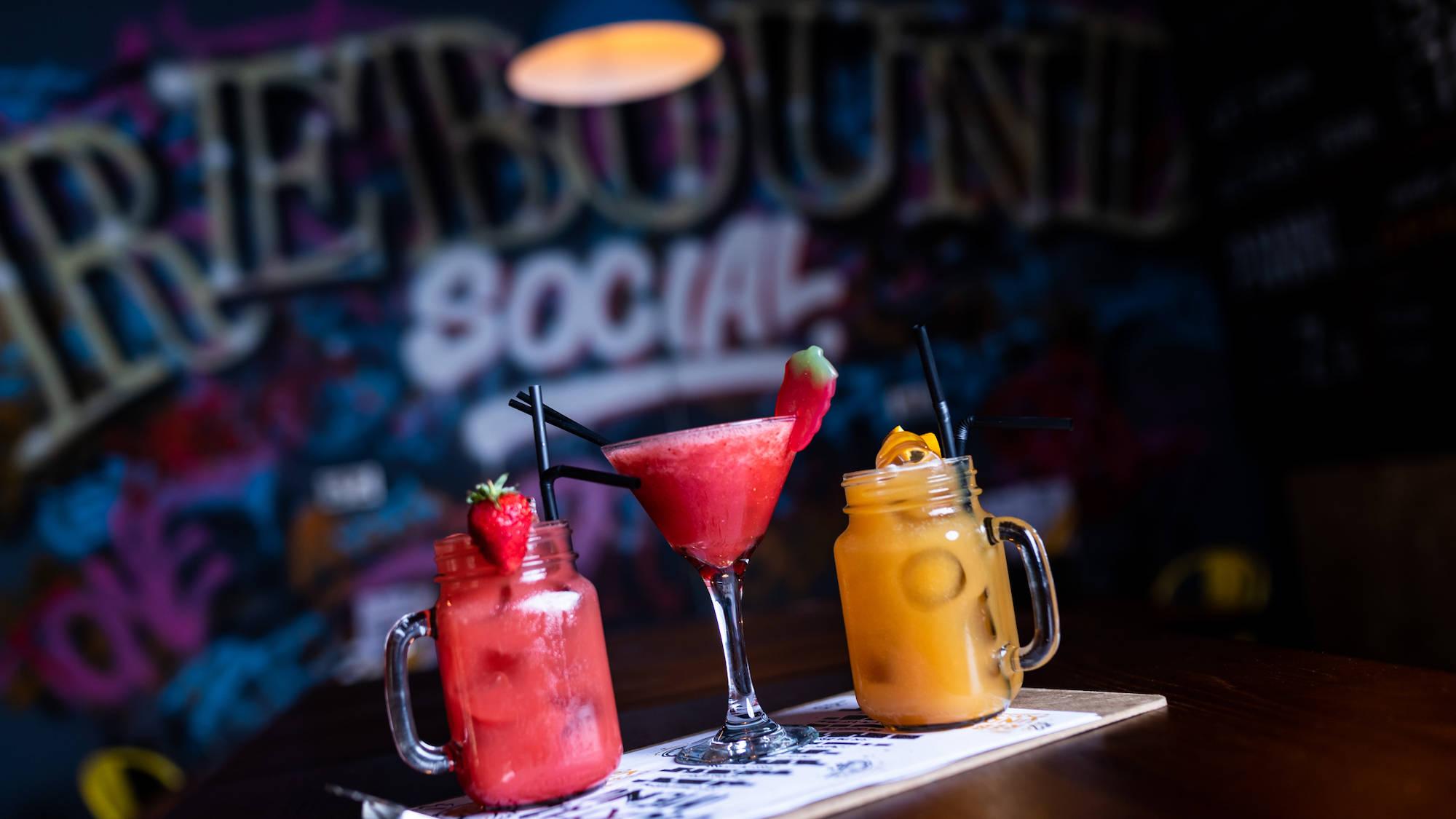 Rebound Social Cocktails
