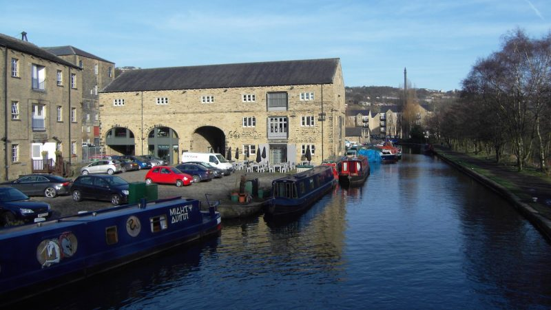 Sowerby Bridge Canal, Calder & Hebble Navigation