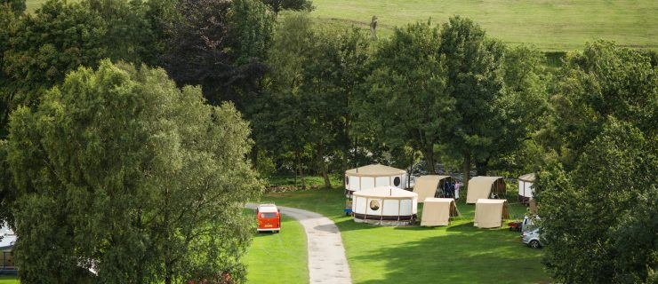 The Best & Most Unusual Places to Go Camping in Yorkshire