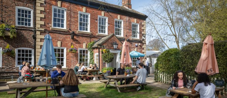 The Best Beer Gardens in Leeds