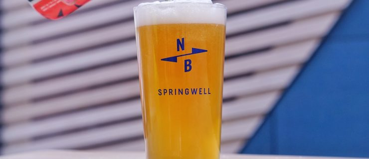 Exclusive Offer – Get a Free Pint of North Brewing Co's Finest When You Buy a First Summer Day Ticket
