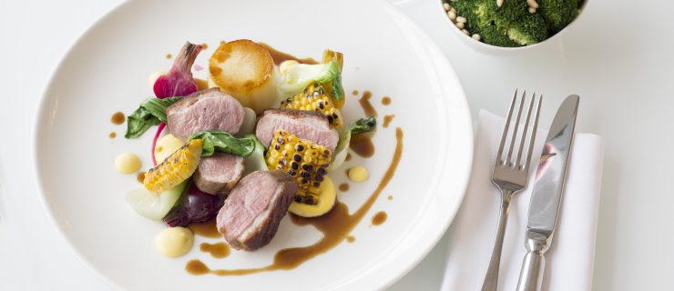 WIN a Fabulous Feast at Harvey Nichols' Fourth Floor Brasserie and a Glam Stay at Park Plaza Hotel Worth Over £200
