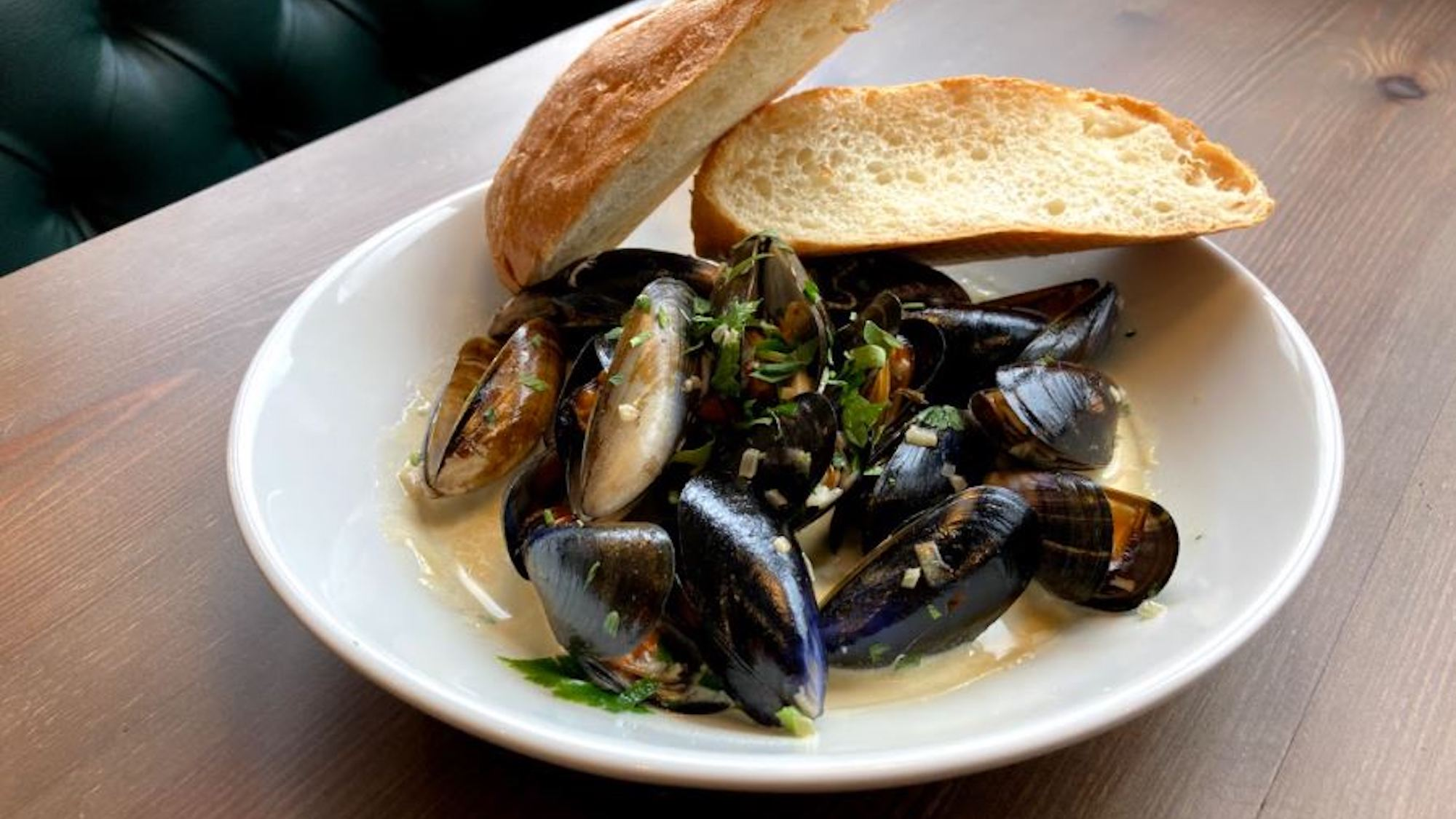 Mussels, Catch Seafood