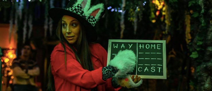This Alice in Wonderland Themed Bar Will Take You on a Fantastical Journey Down the Rabbit Hole