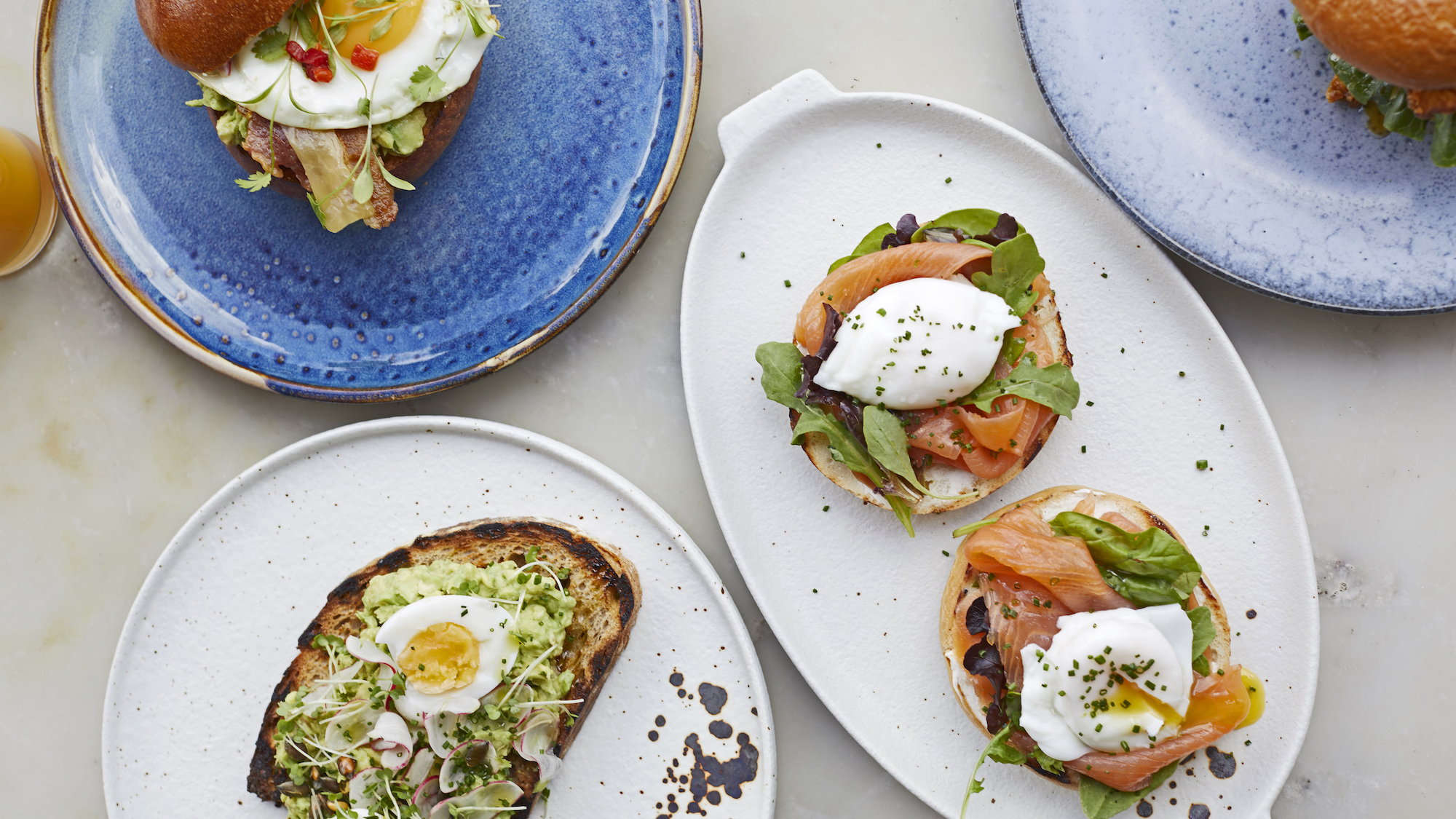 Sea Containers, bottomless brunch