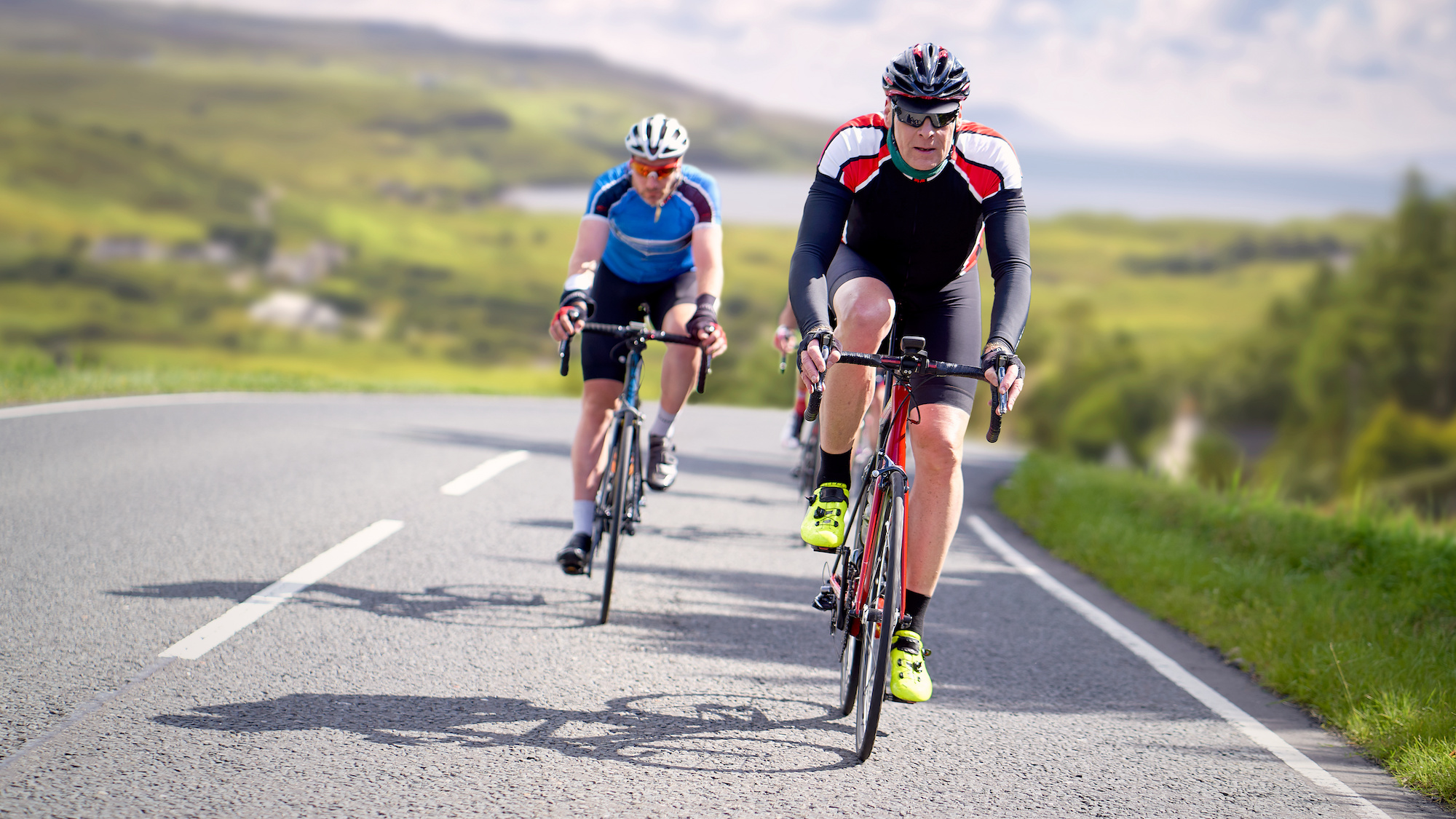 Cycling, Cyclists, Yorkshire