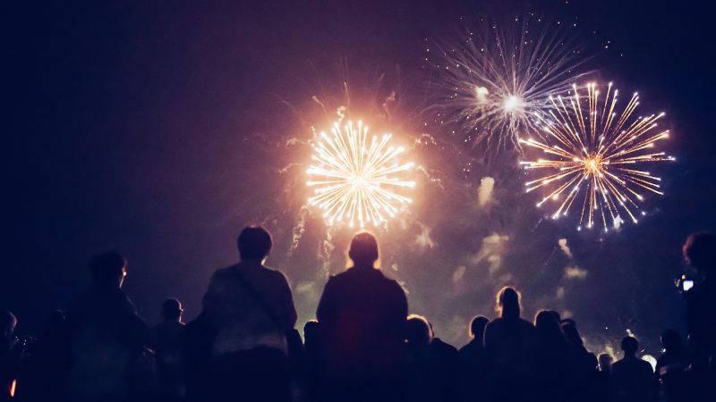 Fireworks, bonfire night